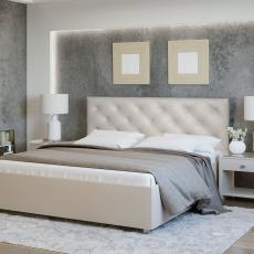Ліжка без підйомного механізму